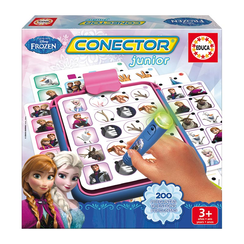 conector frozen