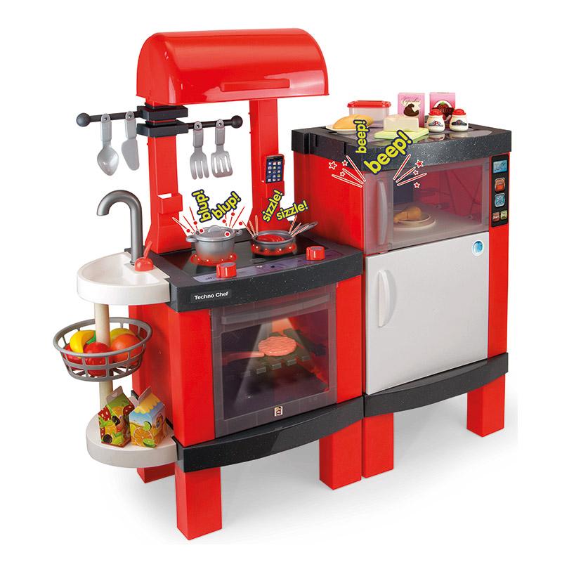 Cocina techno chef
