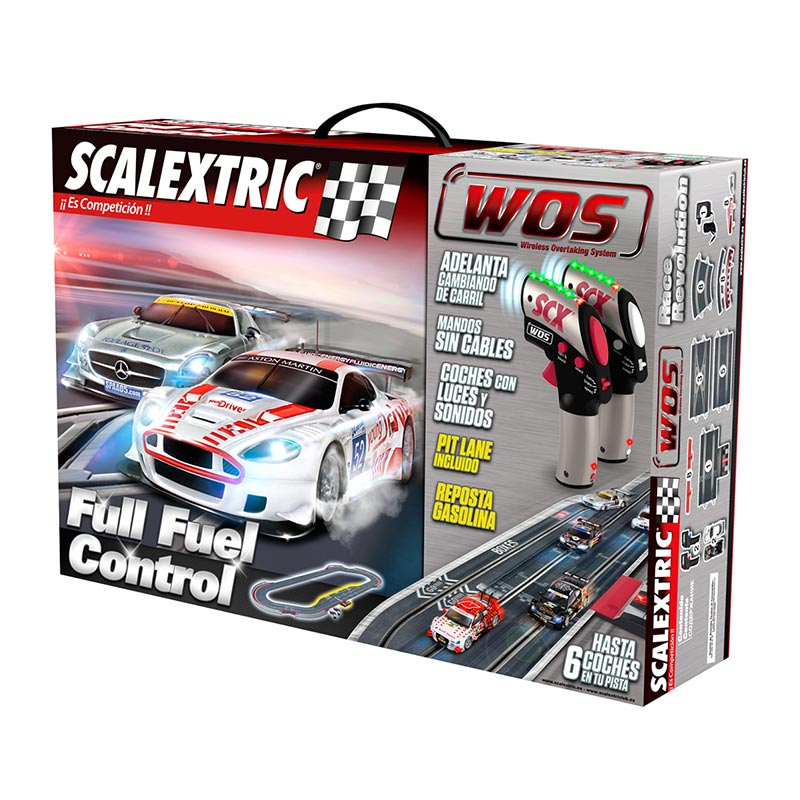 SCALEXTRIC-WOS-Full-Fuel-Control